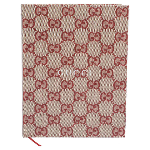 Gucci Monogram Scrapbook