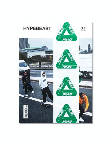 Hypebeast Issue 24: The Agency Issue