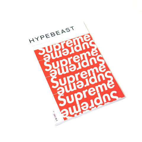 Hypebeast: The Process Issue (Not For Sale)