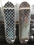 Supreme LV Recall Skateboard Deck Black & Brown