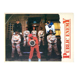 Public Enemy 90's Post Card