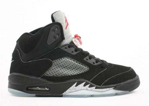 Jordan 5 Retro Black Metallic (2000)