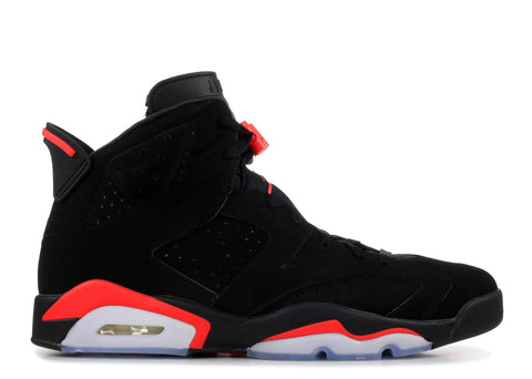 Jordan 6 Retro Infrared Black (2019)