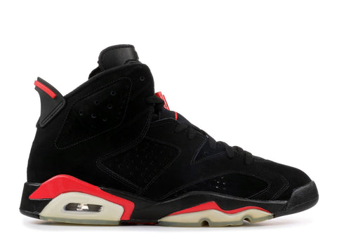 Jordan 6 Retro Infrared Pack Black