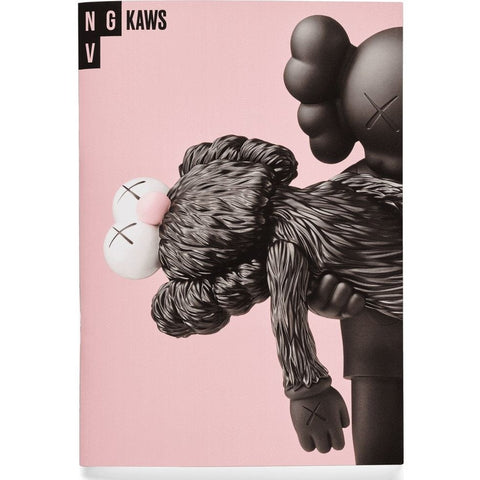 Kaws Gone Notebook