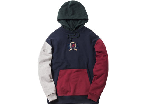 Kith x Tommy Hilfiger Crest Hoodie Multi