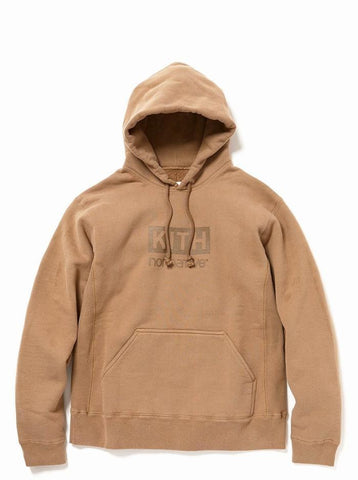Kith X Nonnative Hooded Sweatshirt Brown