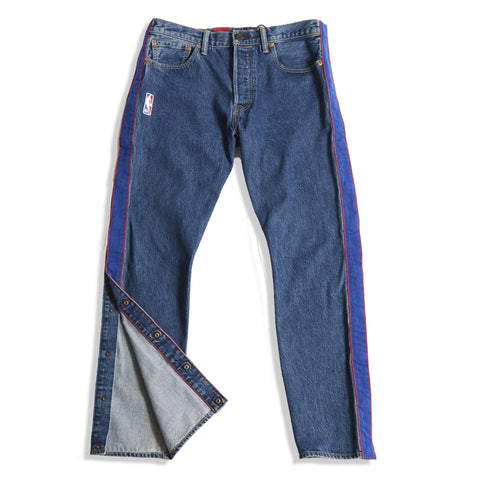 Just Don NBA Levi's Tearaway Jeans