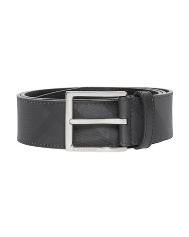 Burberry London Check Belt Black