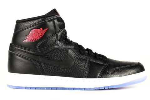 "Jordan 1 TedX PDX Black ""Perfect"""