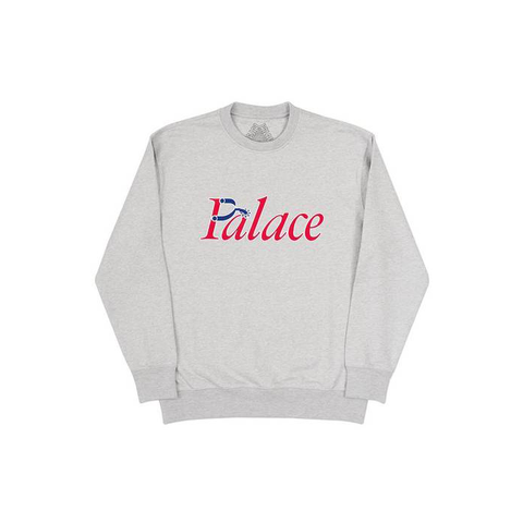 Palace Crewneck Grey