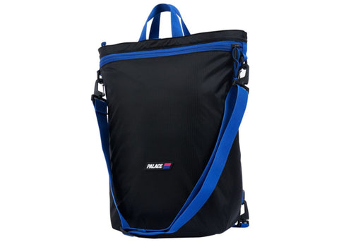 Palace 4-Way Packer Black/Blue