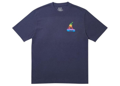 Palace Jobsworth Tee Navy