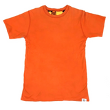 A Bathing Ape ABC Camo Reversible Tee  Orange