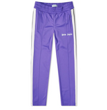 Palm Angels Taped Track Pants Purple