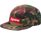 Supreme Military Camp Cap Swiss Camo