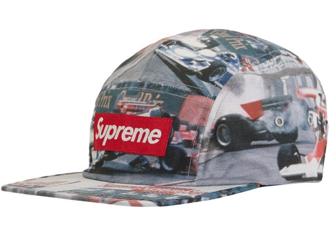 Supreme Grand Prix Camp Cap