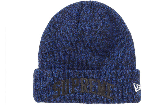 Supreme New Era Arc Logo Beanie Royal