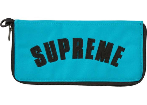 Supreme The North Face Arc Logo Organizer Teal