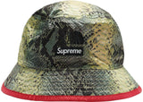 Supreme The North Face Snakeskin Packable Reversible Crusher Green