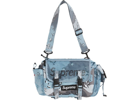Supreme Waist Bag (SS20) Blue Camo