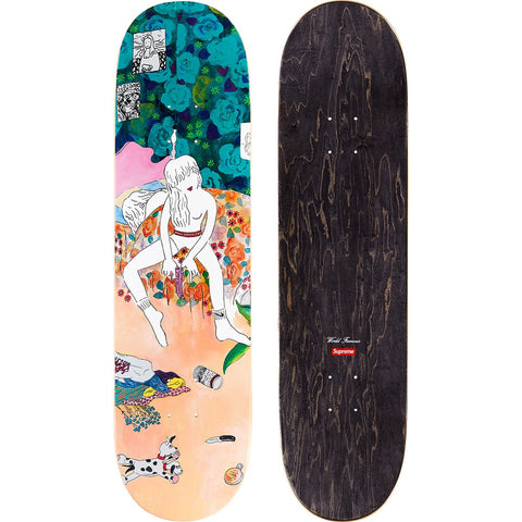 Supreme Bedroom Skateboard Skateboard Deck Multi