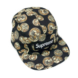 Supreme Coin Camp Cap Black