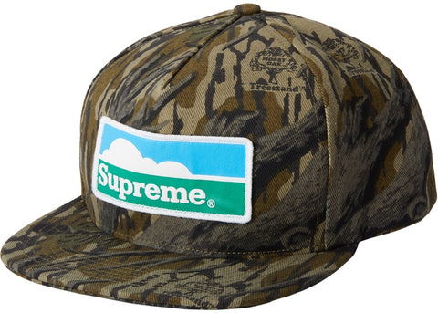Supreme Horizon 5-Panel Mossy Oak Camo