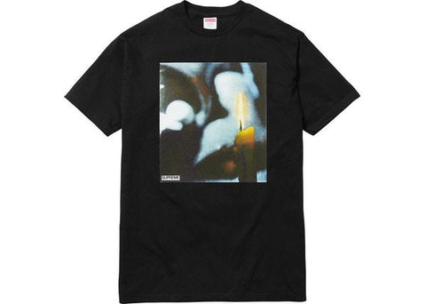 Supreme Candle Tee Black