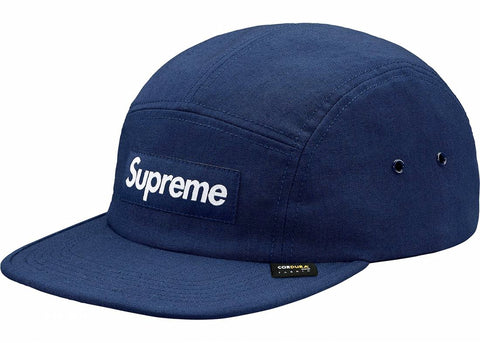 Supreme/Cordura Navy Camp Cap