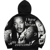 Supreme MLK Sweatshirt Black