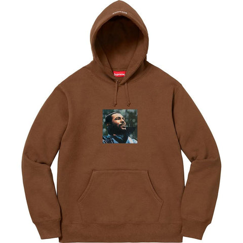 Supreme Marvin Gaye Sweatshirt Brown