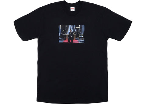 Supreme Scarface Friend Tee Black