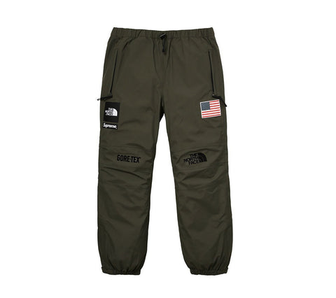 Supreme/The North Face Steeptech Pants Olive