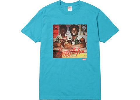Supreme Wilfred Limonius Buy Off the Bar Tee Teal