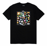 The Hundreds x Aaron Kai Black Props T-Shirt
