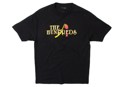 The Hundreds Black Drought Tee