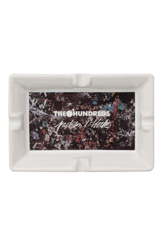 The Hundreds X Jackson Pollock Ashtray