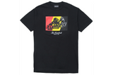 The Hundreds x X-Large Black Wildfire Tee