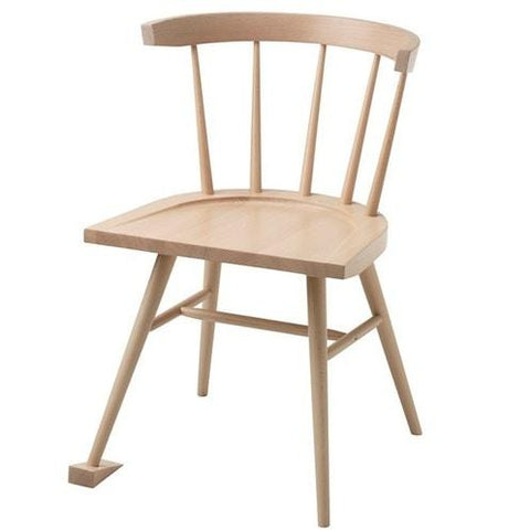 Virgil Abloh x IKEA MARKERAD Chair Brown