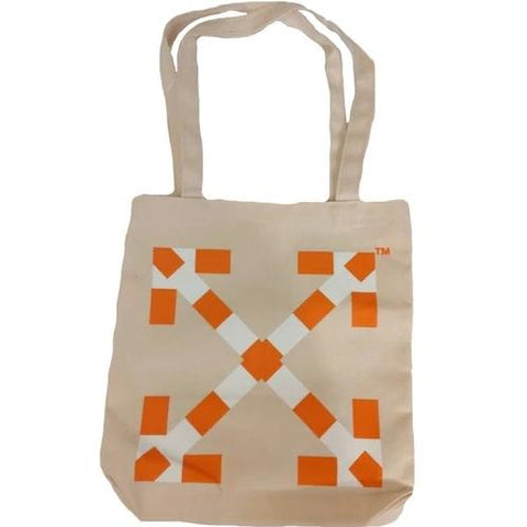 Virgil Abloh x MCA Figures of Speech Tote Tan