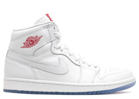 "Jordan 1 TedX PDX White ""Perfect"""