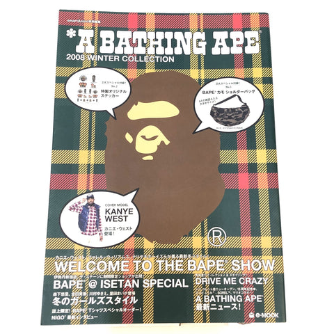 A Bathing Ape 2008 Winter Collection eMook
