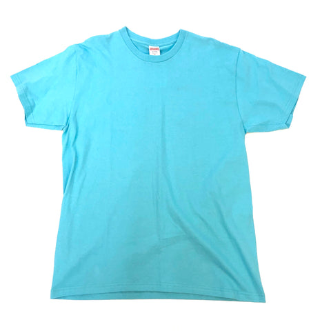 Supreme Light Blue Blank Tee