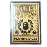 A Bathing Ape Playing Dices