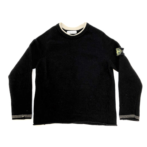 Stone Island Wool Sweater Top