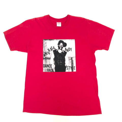 Supreme Wackies Andy Horace Tee Red