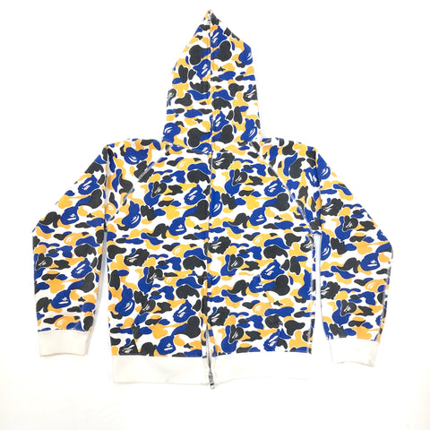 A Bathing Ape APEE Camo Full zip