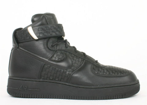Air Force 1 High Lux Black (2004)