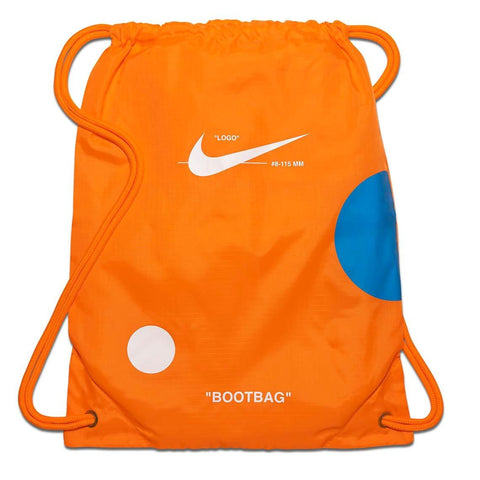 Off White Mecurial Bootbag Orange__
